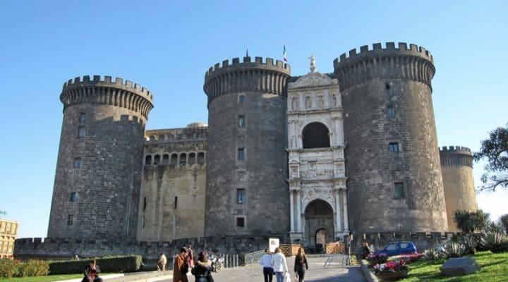 """Torna al Maschio Angioino di Napoli """"CortiSonanti, festival internazionale di cortometraggi"""""""