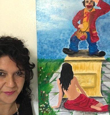 """Ne """"La memoria della materia"""" spicca l'opera ultima di Carmela De Lucia"""