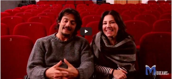 """Intervista a Patrizio Cigliano e Beatrice Fazi, in scena con lo spettacolo """"A Cuore aperto"""""""