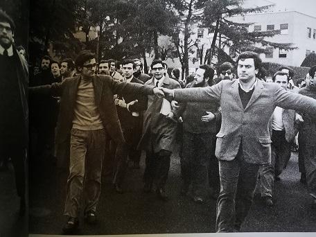 """Convegno """"Il Sessantotto"""" a cura dell'istituto campano per la storia della resistenza"""