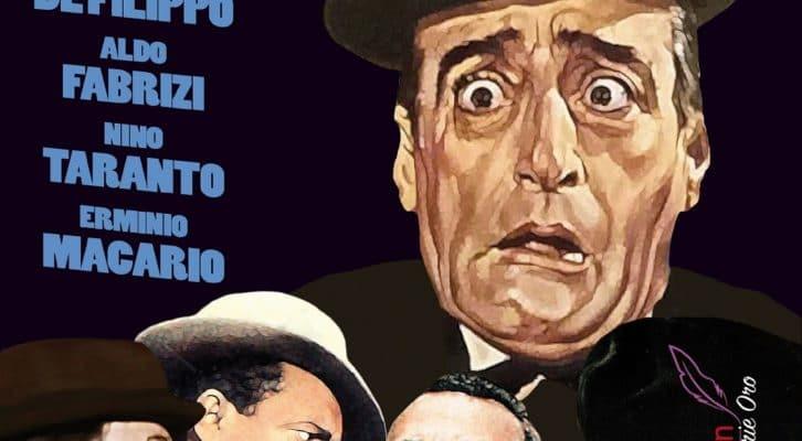 """""""Totò con i quattro"""": il libro di Ciro Borrelli e Domenico Livigni"""