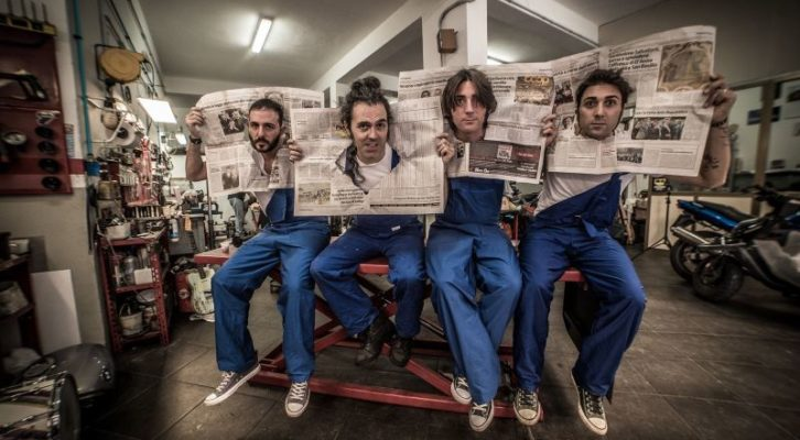 La Gitana, il primo singolo della rock band palermitana Jack & The Starlighters