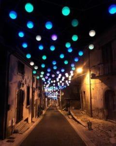 """""""Illumina la notte"""" continua nel segno di musica e tradizioni (luninaria san martino valle caudina 240x300)"""