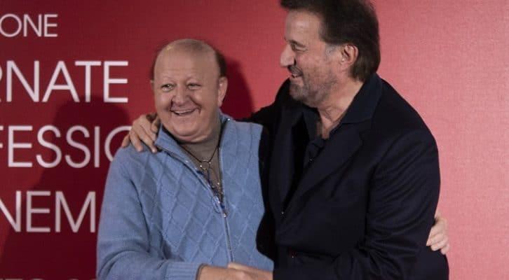 """Christian De Sica e Massimo Boldi arrivano nelle sale con """"Amici come prima"""""""
