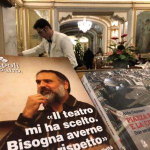 Francesco Mandelli a Napoli da Mooks Mondadori