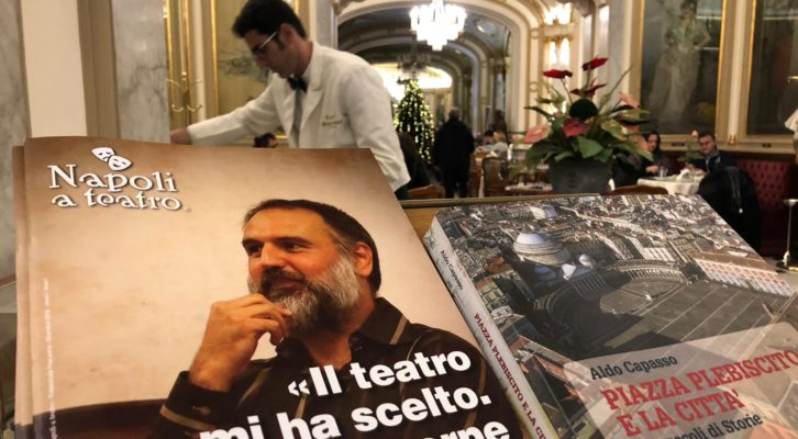 """Il magazine """"Napoli a Teatro"""" si presenta alla città di Napoli"""