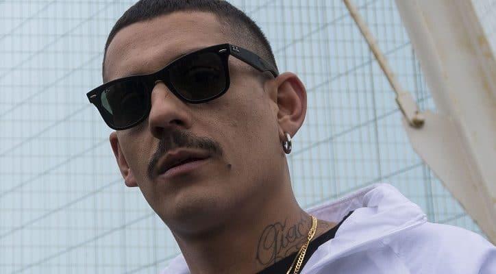 """Noyz Narcos, il maestro del rap raddoppia a Roma con il suo """"Enemy winter tour"""""""
