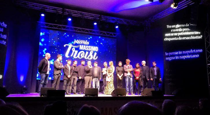 Si è conclusa con successo la diciottesima edizione del Premio Massimo Troisi