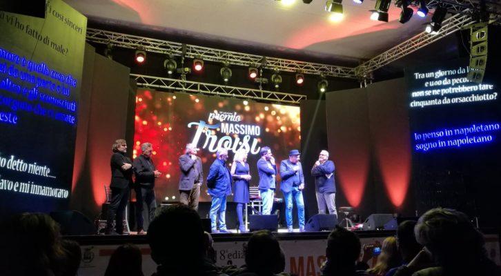Prosegue con successo a San Giorgio a Cremano il Premio Massimo Troisi