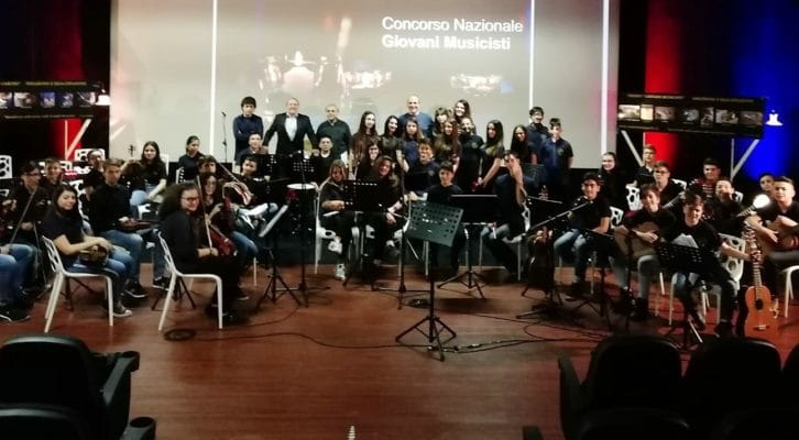 Al cineforum dell'Arci Movie arriva l'orchestra della Serao