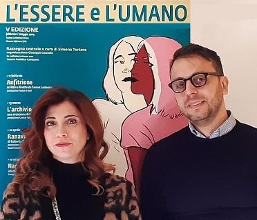 """Quinta edizione della rassegna teatrale """"L'Essere & l'Umano"""" di Artenauta Teatro"""