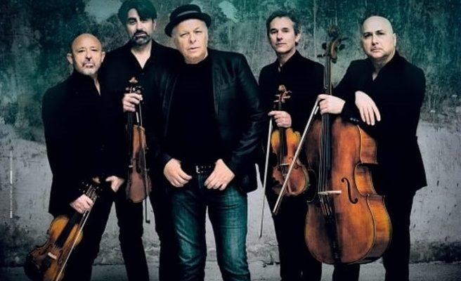Grande successo di pubblico al Teatro Augusteo per Enzo Gragnaniello e i Solis String Quartet