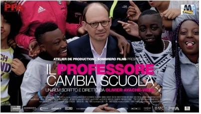 Il professore cambia scuola, la commedia francese sull'importanza del ruolo della scuola