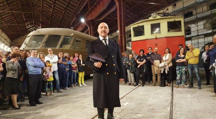 Karma arte cultura teatro racconta la storia di Pietrarsa in notturno