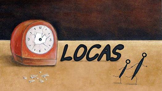 """""""Locas"""" diretto da Niko Mucci in scena al Nuovo Teatro Sancarluccio"""