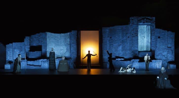 "Al Teatro Mercadante ""Oedipus"" secondo Bob Wilson"