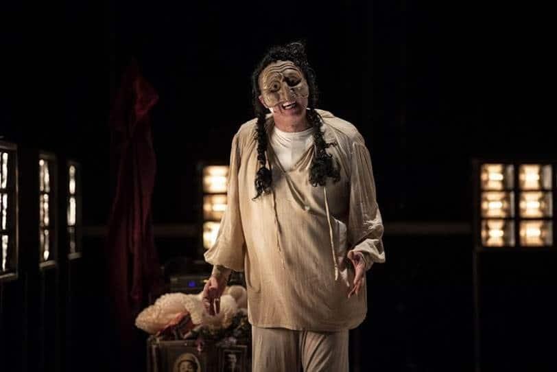 """""""E Pecchè? E Pecchè?E Pecchè? Pulcinella in Purgatorio, in scena al Teatro San Ferdinando"""