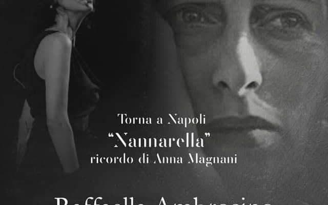 """""""Nannarella"""" un omaggio ad Anna Magnani Al Teatro Avanposto Zero"""
