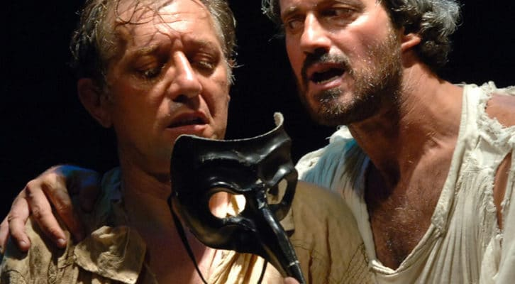 """""""Shakespea Re di Napoli"""" in scena al teatro Sannazaro di Napoli"""