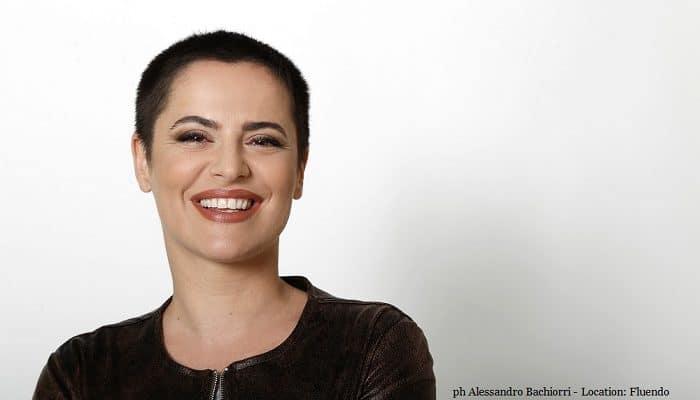 """Silvia Salemi in gara ad """"Ora o mai più"""": «La musica mi mancava»"""
