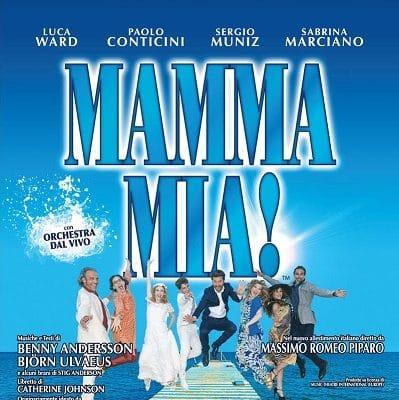 """Al Teatro Augusteo va in scena il musical """"Mamma Mia!"""""""