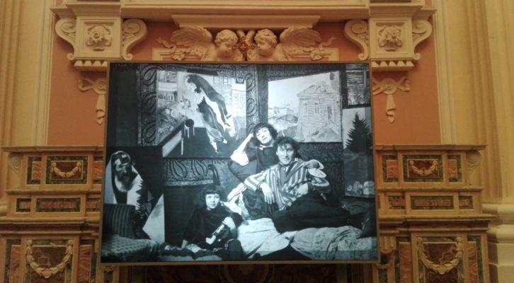 """""""Chagall. Sogno d'amore"""": la mostra del pittore russo alla Basilica della Pietrasanta di Napoli"""