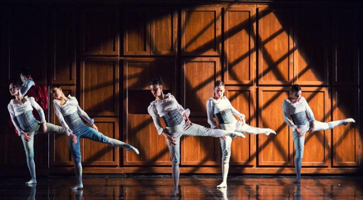 Al Teatro Bellini la Spellbound Contemporary Ballet omaggia Gioachino Rossini