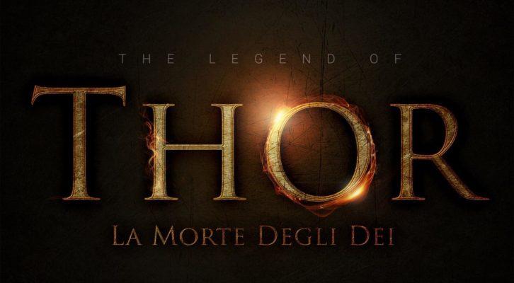 """""""Thor. La morte degli dei"""": il debutto di un Supereroe al Palapartenope"""