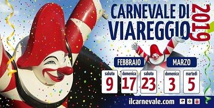 Il Carnevale di Viareggio festeggia 146 anni