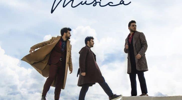 Musica Che Resta, la sfida de Il Volo a Sanremo 2019