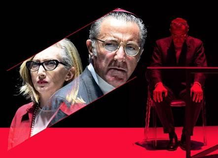 """""""Il penitente"""": il dramma morale di un uomo in scena al Teatro Mercadante"""