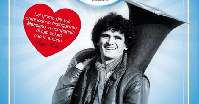 Massimo nel cuore: San Giorgio a Cremano festeggia il 66esimo compleanno di Massimo Troisi