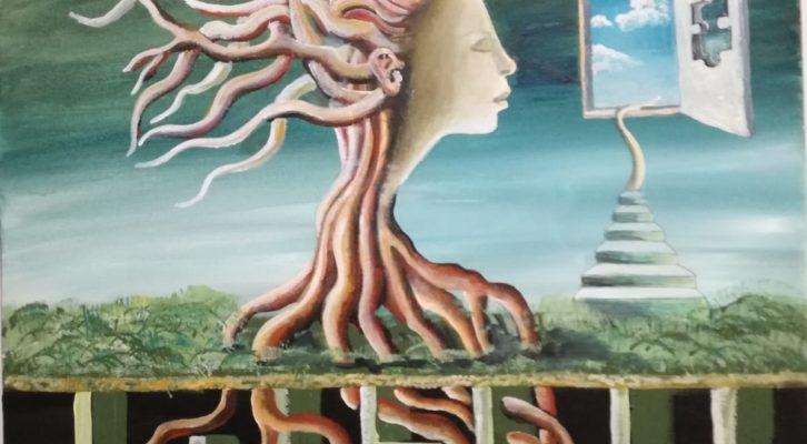 """In mostra alla galleria Fiorillo Arte """"I sette peccati capitali e le virtù"""" di Luminita Irimia"""