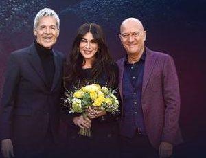 """Sanremo 2019: Anna Tatangelo, la ragazza di periferia è diventata """"moderna"""""""