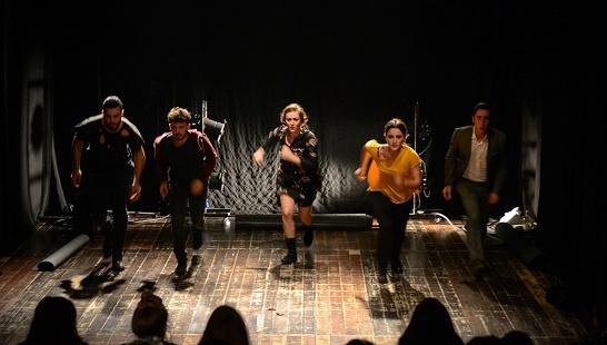 A Sala Ichòs la Compagnia Pilar Ternera presenta Scene di libertà di Jan Friedrich
