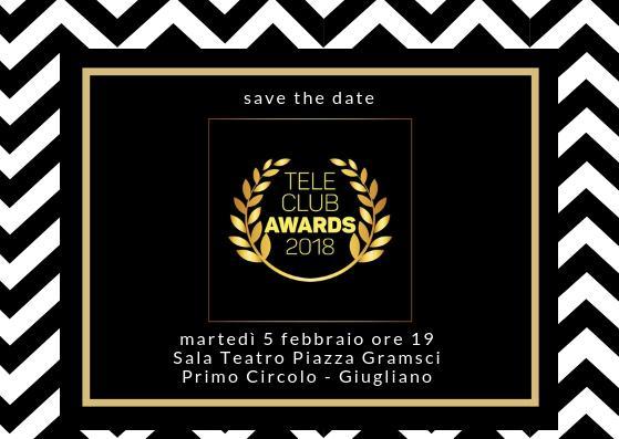 Martedì ritornano i Teleclubitalia Awards: chi vincerà la mela d'oro 2018?