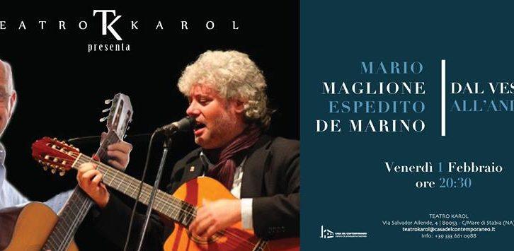 Dal Vesuvio all'Andalusia un viaggio in musica al Teatro Karol