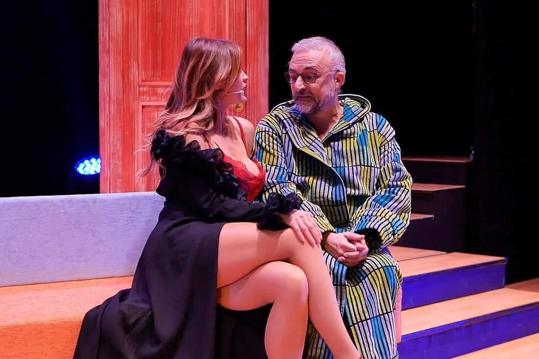 """La """"tragedia comica"""" di Paolo Caiazzo in scena al Teatro Augusteo"""