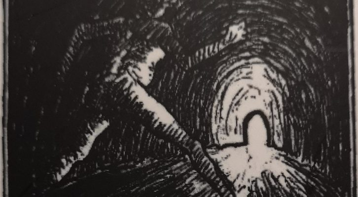 """""""Giuanin – l'uomo che scappa verso se stesso"""" di Pasquale Vitale"""