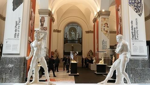"""""""Canova e l'Antico"""" in mostra al Museo Archeologico di Napoli"""