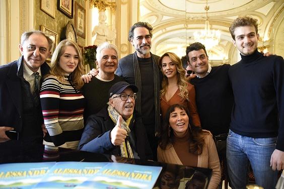 """""""Alessandra"""", al via da maggio le riprese della commedia romantica di Pasquale Falcone"""