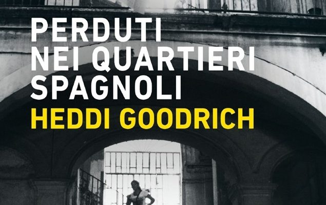 "Heddi Goodrich: ""Napoli per me è una fonte d'ispirazione, una magia"""