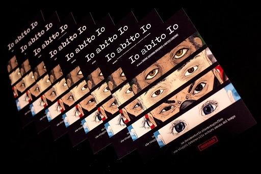 """""""Io abito Io"""", l'esordio cinematografico di Simone Giovanni Bregante e Matteo Canzano"""