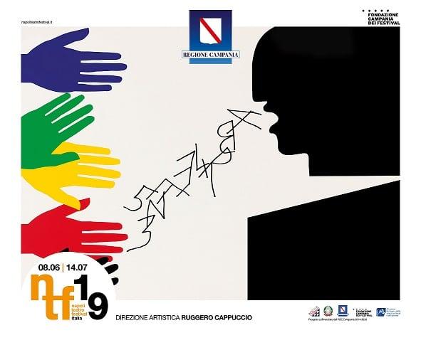 Le mostre in programma nell'ambito del Napoli Teatro Festival Italia 2019