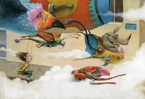 Milagros: in mostra le tavole originali di Ana Juan e Roger Olmos