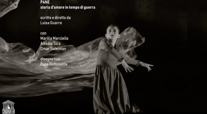 """Al Centro Teatro Spazio in scena """"Pane"""", per la regia di Luisa Guarro"""