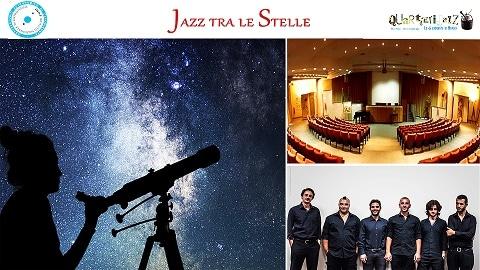 Quartieri Jazz Orkestrine in concerto all'Osservatorio Astronomico di Capodimonte