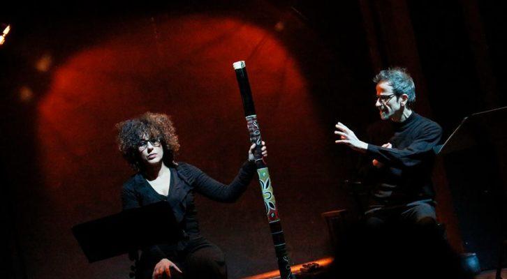 """Al Centro Teatro Spazio è andato in scena """"Dante. Purgatorio Soundtarck"""""""