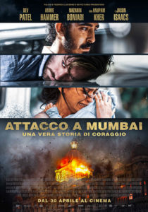 attacco a mumbai locandina film