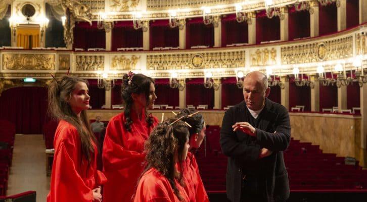 Al Teatro di San Carlo Madama Butterfly di Puccini per la regia da Ferzan Ozpetek